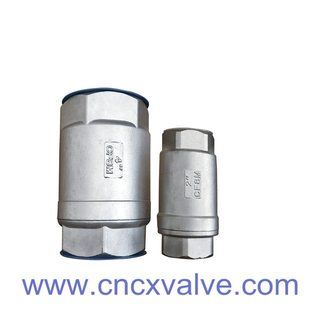 2PC Body Vertical Check Valve