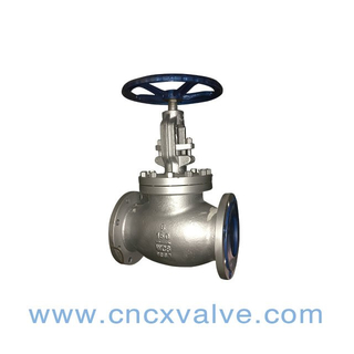 Flanged End Cast Steel Globe Valve