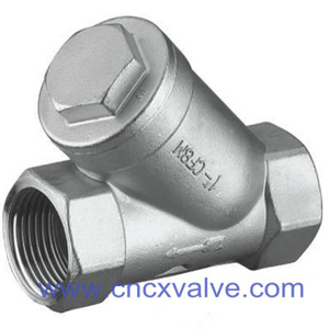 Threaded End Y Strainer